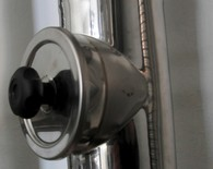 Přetlakové komíny, materiál nerez. plech 2